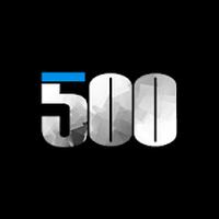Ícone do 500 fonts - Text on photos