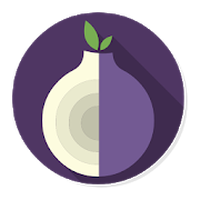 Ícone do Orbot Proxy com Tor