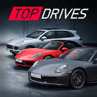 ไอคอนของ Top Drives