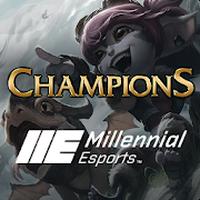 League of Legends Champions Simgesi