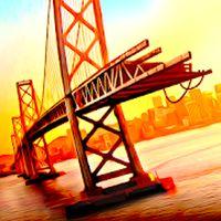ไอคอนของ Bridge Construction Simulator