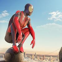 Ícone do apk Amazing Strange Rope Police - Vice Spider Vegas