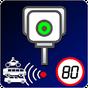 Rilevatore autovelox Attiva avviso tachimetro HUD 1.6