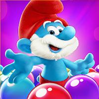 Icoană Smurfs Bubble Story