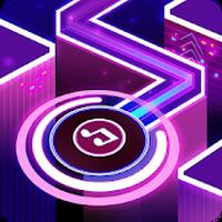 Ícone do Dancing Ballz: Linha de Música
