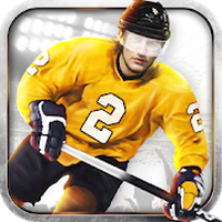 Buz Hokeyi 3D - Ice Hockey Simgesi