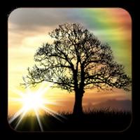 Sun Rise Free Live Wallpaper Simgesi
