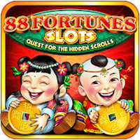 Icône de 88 Fortunes - Machines à Sous