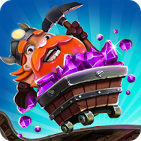 Ikona Tiny Miners - Idle Clicker