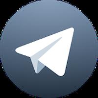 Ícone do Telegram X