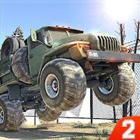 LKW-Fahrer 3D: Offroad 2 Icon