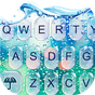 Glass Water Keyboard Theme 6.8.17.2018