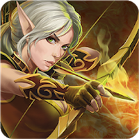 Forge of Glory - Match3 MMORPG 아이콘