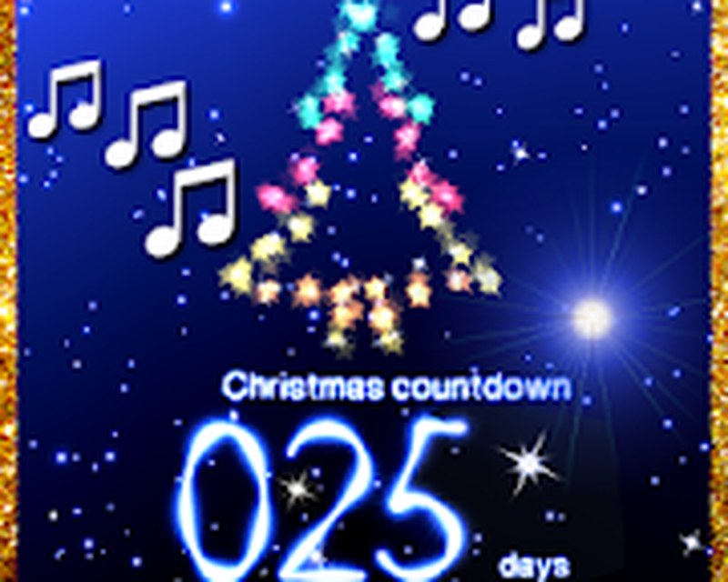 Animated Christmas Countdown Wallpaper Live