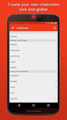 FireChat screenshot apk 12
