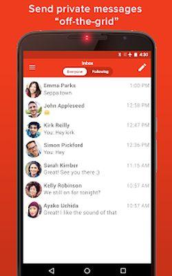 FireChat screenshot apk 8