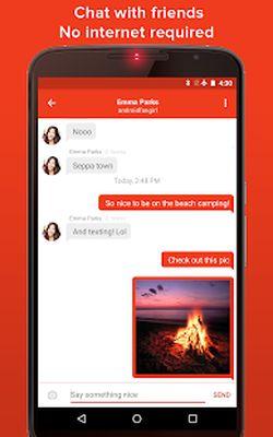 FireChat screenshot apk 3