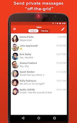 FireChat screenshot apk 2