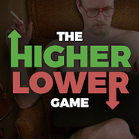 The Higher Lower Game Simgesi