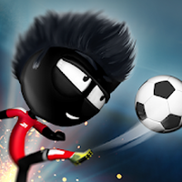 Ícone do Stickman Soccer 2018