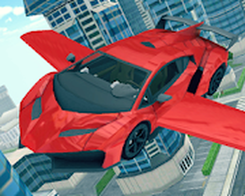Flying Car 3d Android