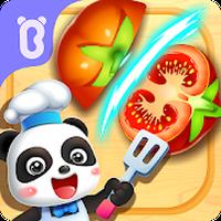 Ícone do Panda Cozinheiro: Pequeno Chef