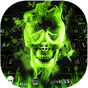 Hell Fire Kika Keyboard Theme 1.0
