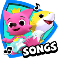 Ícone do Songs for Kids with PINKFONG