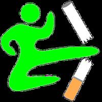Stop Smoking - EasyQuit free icon