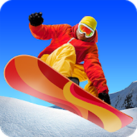 Snowboard Ustası 3D Simgesi