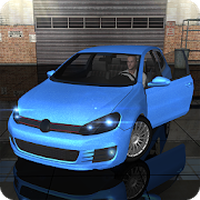 Car Parking 3D apk icon