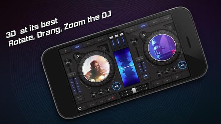 3D DJ Mixer Music Android - Free Download 3D DJ Mixer Music