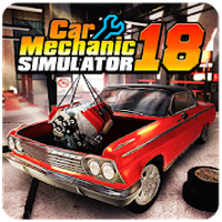 Ikona Car Mechanic Simulator 18