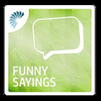 Ícone do Ringtones engraçado provérbios