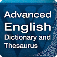 Advanced English & Thesaurus Simgesi