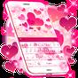 Pembe Aşk Klavye 1.307.1.118