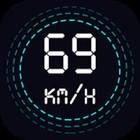GPS Speedometer, Distance Meter icon