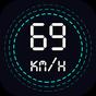GPS Snelheidsmeter, kilometerteller 3.4