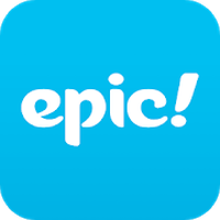 Epic! Unlimited Books for Kids Simgesi