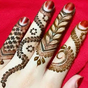 Fingers Mehndi Design 2.1