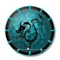 Magical theme: Abstract Dragon with Dark Cool Icon 3.9.5