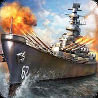 ไอคอนของ โจมตีเรือรบ 3D - Warship Attack
