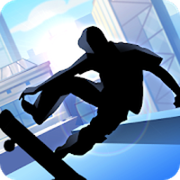 Gölge Kaykayı - Shadow Skate Simgesi