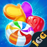 Ikon Sweet Maker - DIY Match3 Mania