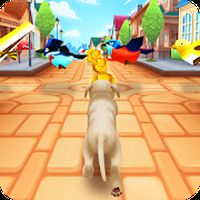 Pet Run - Puppy Dog Game Simgesi