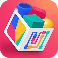 Puzzle Box - Classic Puzzles All in One apk icon