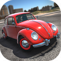 Ultimate Car Driving: Classics Simgesi