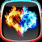 화재와 얼음 라이브 배경 화면 4.2