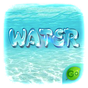 GO Keyboard Theme Water 4.5