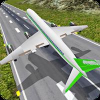 Airplane Fly 3D : Flight Plane Simgesi